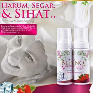 Blinq Intimate wash