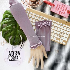 AS-IS Handsock Adra DDR140 (LILAC)