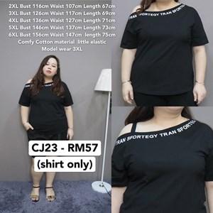 CJ23 *Pre-Order * Bust 116-156cm