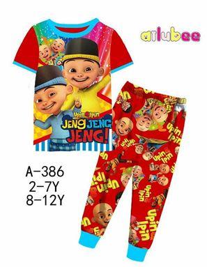 Pyjamas Upin Ipin