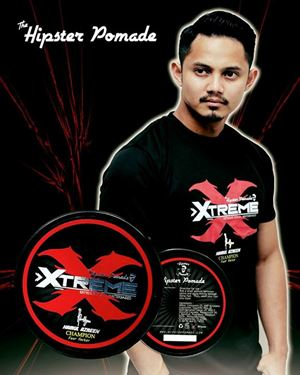 Hipster Pomade Xtreme T-Shirt
