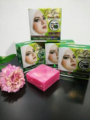 Glow Glowing COLLAGEN GLUTA Q10 SOAP