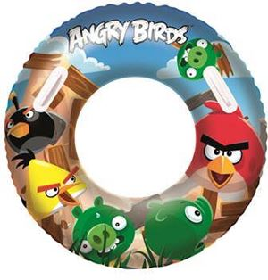 Bestway Angry Bird 36 Inches Swim Ring