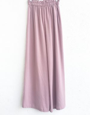 ZARA LOOSE PANTS IN DUSTY BLUSH