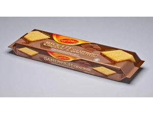 AGROMAS BISKUT SANDWICH CHOCOLATE