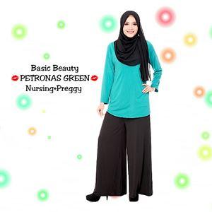 Basic Beauty (Petronas Green) - Regular only