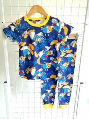 Pyjamas DONALD DUCK MIX BLUE :  BIG Size 12 -18