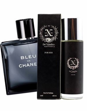 CHANEL DE BLEU 35ml-M