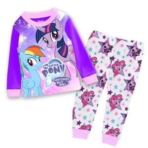 PONY TALE PURPLE Colour Long Sleeve 01