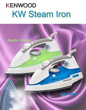 KW STEAM IRON