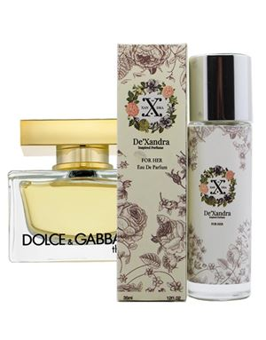 D&G THE ONE 35ML-W