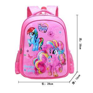 PREORDER  Nursery-Kindy School Bags ( PONY PINK  ) ETA EARLY SEPT