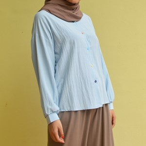 DOLLY BUTTON TOP