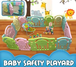 8+4 BABY SAFETY PLAYARD