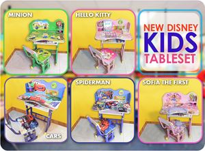 New Disney Kids Table Set