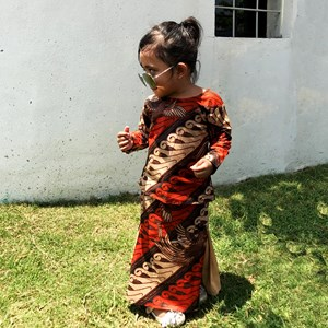 LEONORA SET BATIK batch iii (GEGIRL)