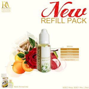 REFILL PACK 20ml - Rafa Signature