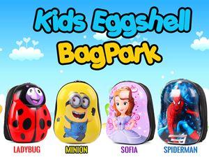 KIDS EGSHELL BAGPACK