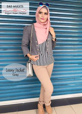 Leany Jacket Grey