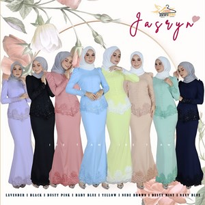 JASRYN EXCLUSIVE KEBAYA