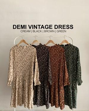 Demi vintage dress