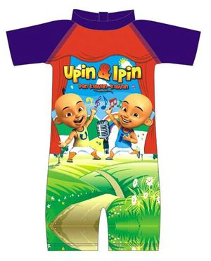 Swimming Suit - Upin & Ipin