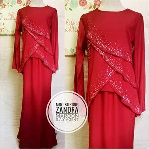Zandra exclusive Kurung