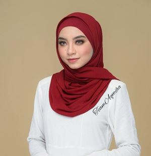SHAWL CHIFFON INNER COTTON