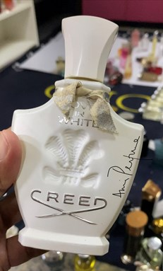 Love in White Creed for women 75ml