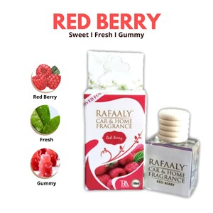 RED BERRY (NEW IMPROVED FORMULA)  - 10ML