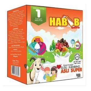 Habib Extra Susu Kambing Asli Super