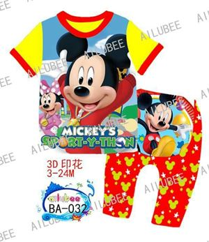 Pyjamas Mickey Mouse