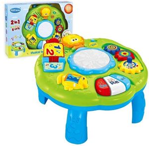 Kids 2 in 1 Musical Learning Table