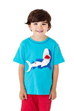 @  P30366-E  BOY SHARK SET