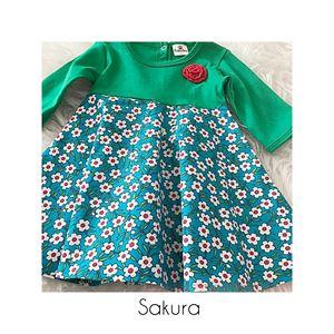 Aisya Dress ( Sakura  ) XXS shj