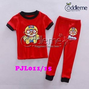 @   PJL011/15 PORORO RED   ( sz 2-7y )