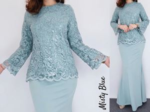RATU SEQUINED LACE