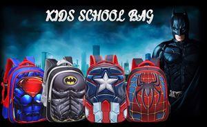 KIDS SCHOOL BAG N01071