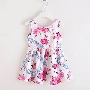 BB335-1  Baby Girl's Dress