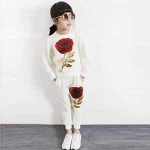 E357  ROSE SET ( WHITE )