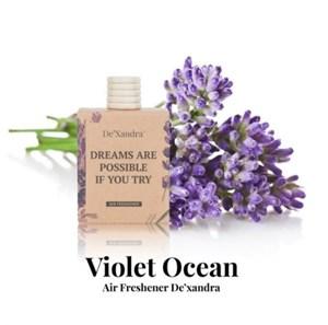 Air Freshener - Violet Ocean