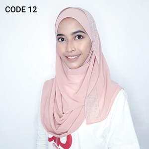 Shawl Block Dbatoo Code 12