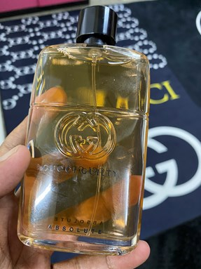 Gucci Guilty Absolute Gucci for men 90ml