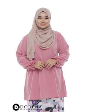 AUTUMN Blouse Sweet Pink