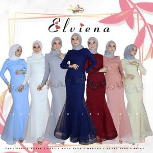 ELVIENA EXCLUSIVE KURUNG