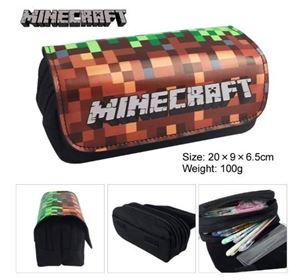 BIG CAPACITY MINECRAFT PENCIL CASE