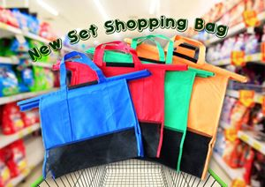 New Set Shopping Bag 4 colour (Per Set = 4pcs)