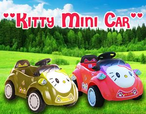 KITTY MINI CAR