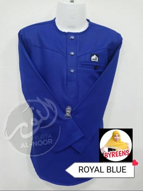 Kurta Sedondon ROYAL BLUE