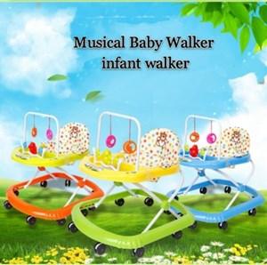 FLOWER BABY WALKER (992-1)